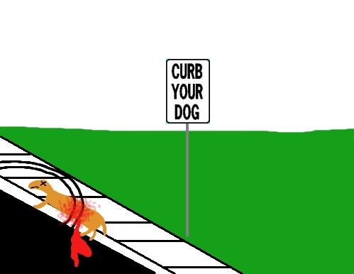 Curb Dog