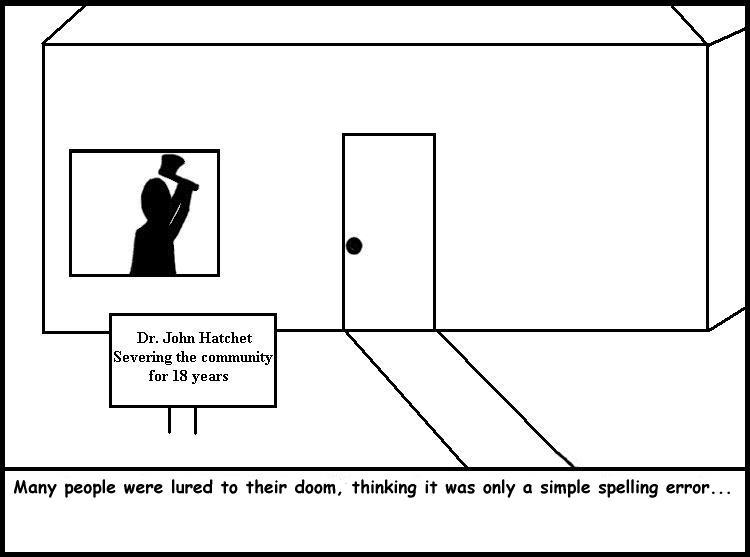 Dr. Hatchet