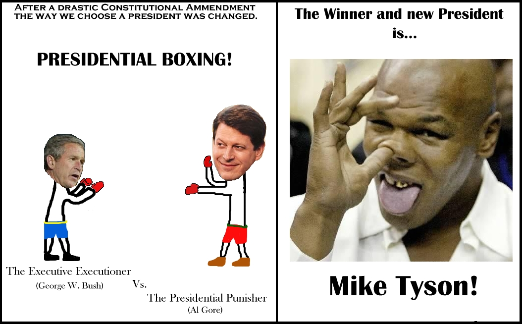 Presidential Boxing