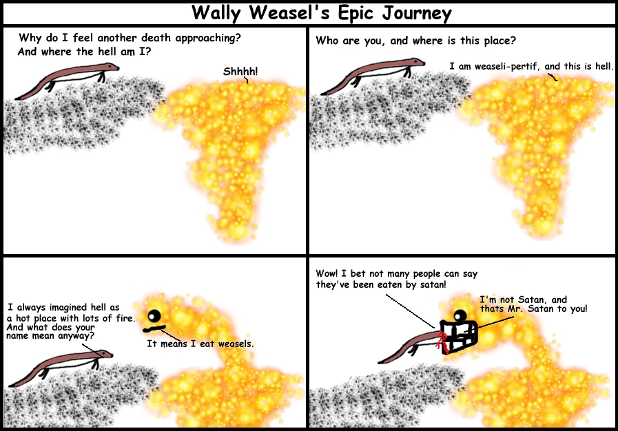 Weasel Epic